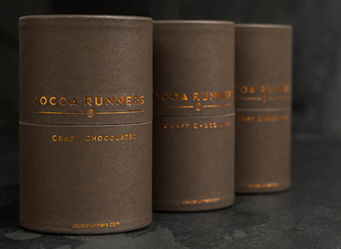 Craft Drinking Chocolate - Cru Virunga