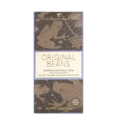 Original Beans Esmeraldas Milk Chocolate