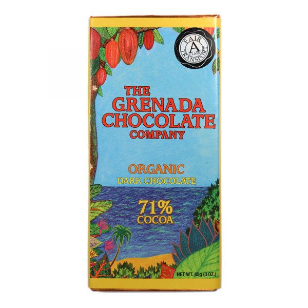 Grenada Chocolate Company 71%