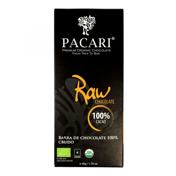 Pacari Raw (unroasted) 100%