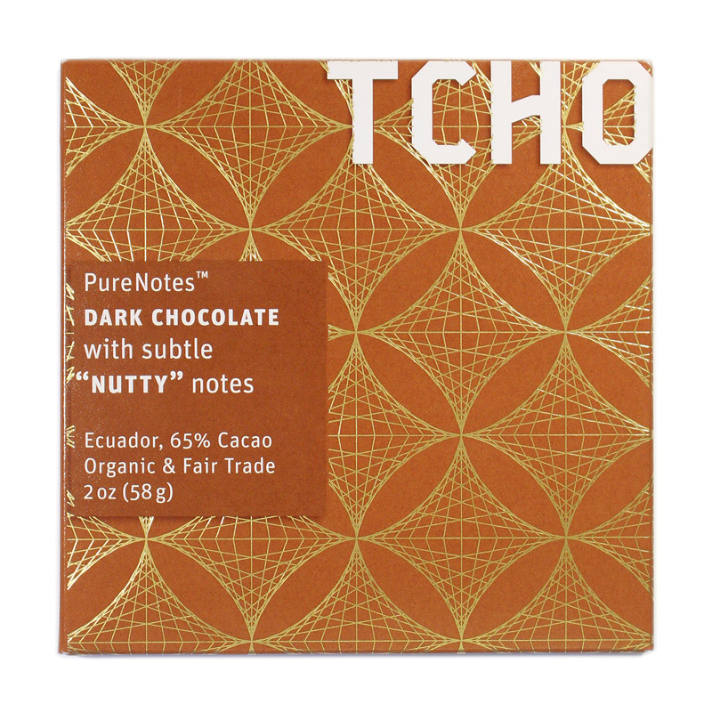 TCHO PureNotes Nutty