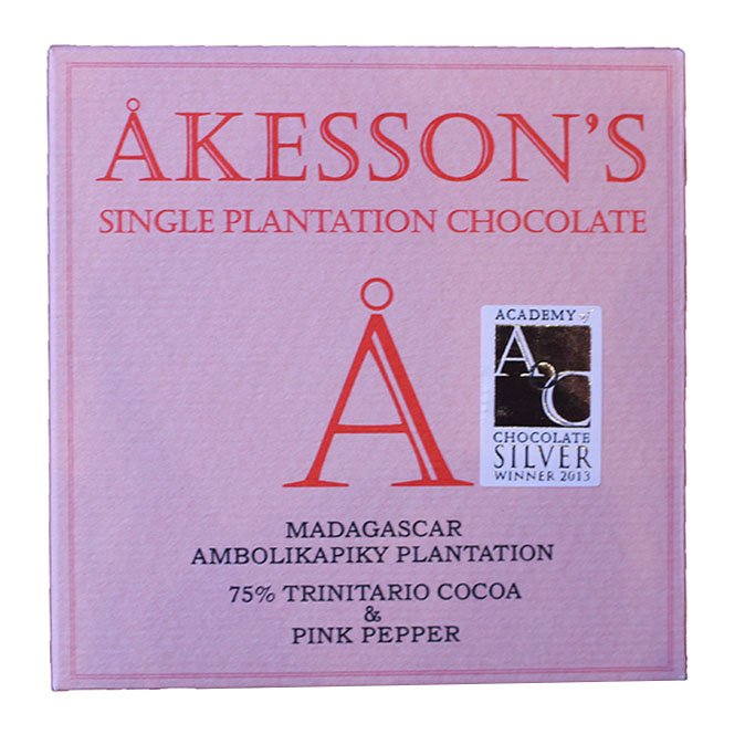 Akessons Chocolate and Pink Pepper