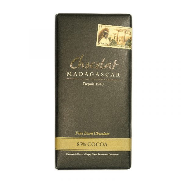 Chocolat Madagascar 85% Dark Chocolate