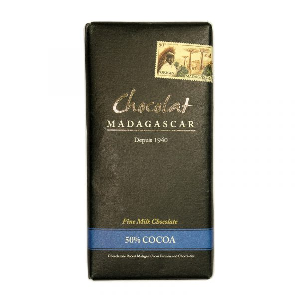 Chocolat Madagascar 50% Milk Chocolate