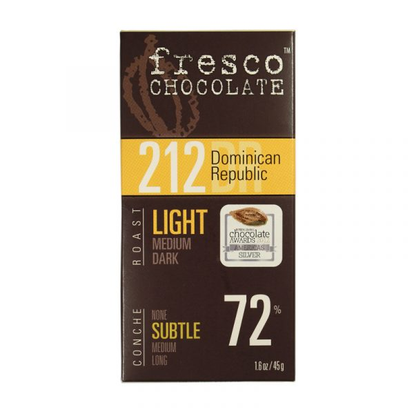 Fresco 212 Dominican Republic 72%