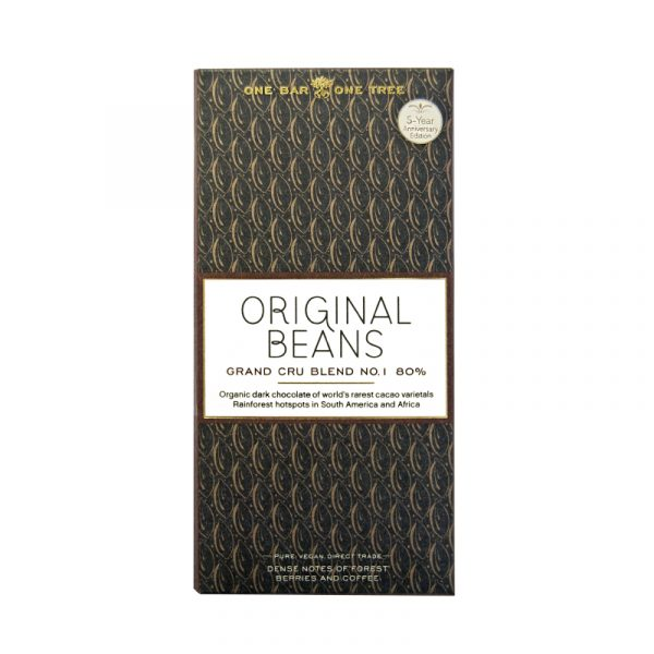 Original Beans Grand Cru Blend 80%