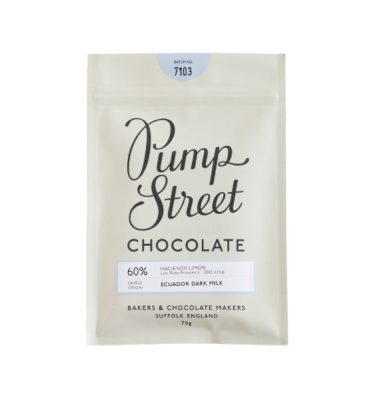 Pump Street Chocolate Ecuador Dark Milk