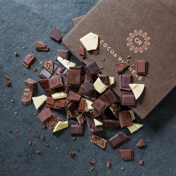 Milk and Dark Chocolate Aficionado Collection