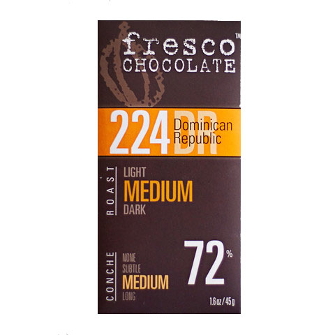 Fresco 224 Dominican Republic 72%