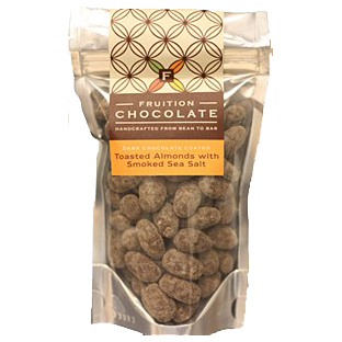 Fruition Chocolate Covered Toasted Almonds