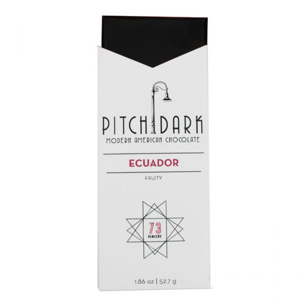 Pitch Dark Ecuador Fruity 73%