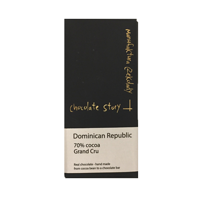 Manufaktura Czekolady 70% Dominican Republic Grand Cru