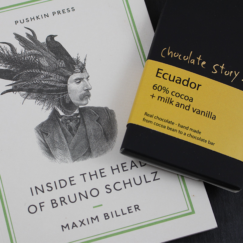 A Book And A Bar: Inside the Head of Bruno Schultz