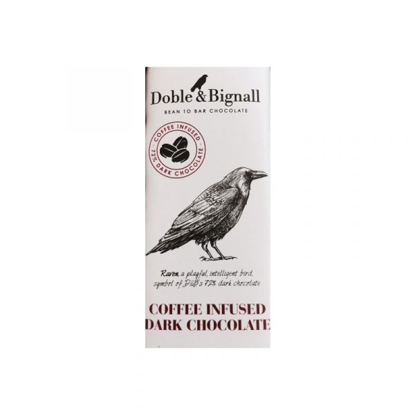Doble & Bignall - Raven Coffee Infused