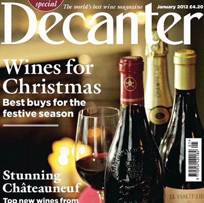 Decanter Collection Large