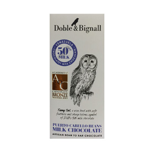 Doble & Bignall - Puerto Cabello Milk Tawny Owl (Single Bar)