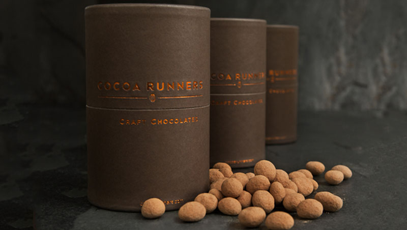 Cocoa Runners Craft Chocolate Collection