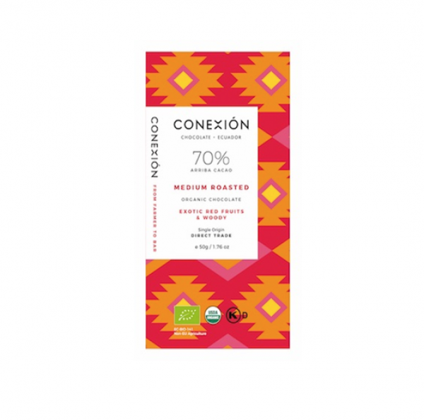 Conexion - Medium Roast Dark 70%
