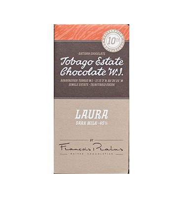 Tobago Estate - Laura Dark Milk Limited Edition Bar
