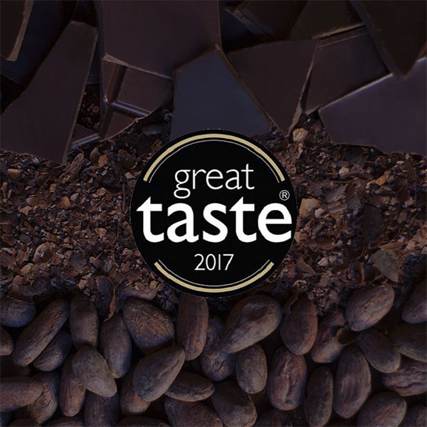 2017 Great Taste Awards Chocolate Winners Collection