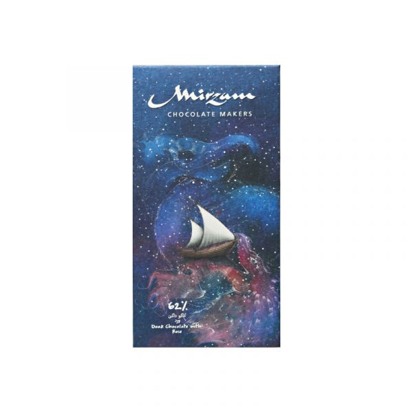 Mirzam - Rose Dark Chocolate 62%