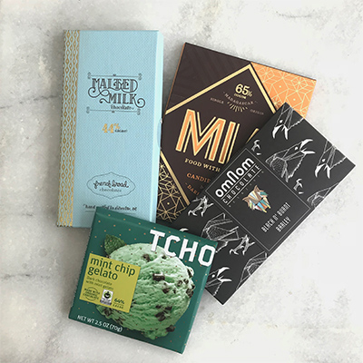 As Seen on Sunday Brunch: Flavoured Bars May 2018