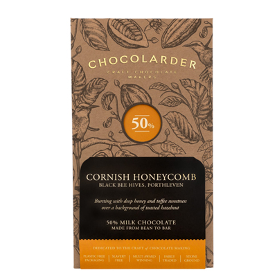 Chocolarder Cornish Honeycomb