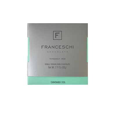 Franceschi - 70% Canaobo Dark Chocolate