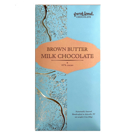 French Broad - Brown Butter 45% Milk
