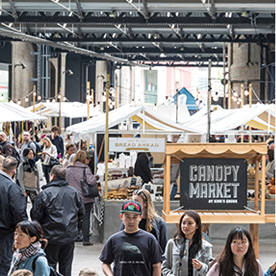 Canopy Market: October 2019 Craft Chocolate Takeover