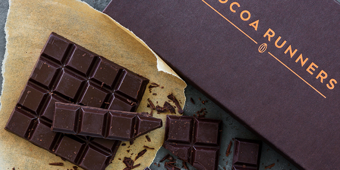 Cocoa Runners Award Winning Chocolate Club Delivered To
