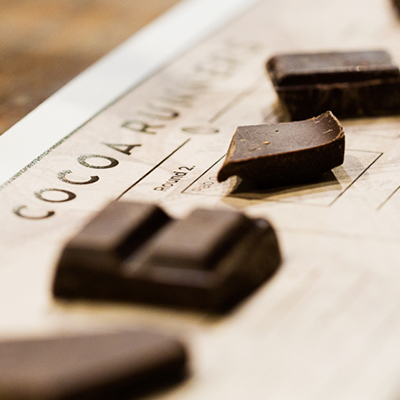 Welcome To The Revolution – A Cocoa Runners Chocolate Tasting Evening, 13th November 2018, 7.30pm