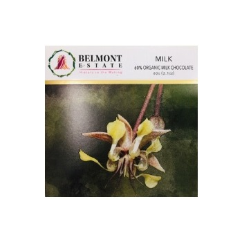 Belmont Estate - 60% Milk Chocolate