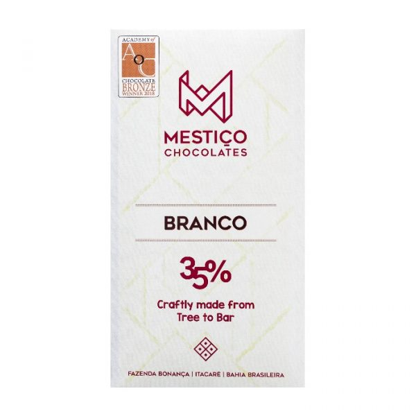 Mestico - Branco 35% White Chocolate