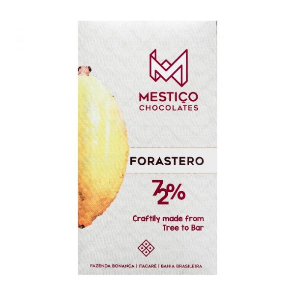 Mestico - Forastero 72% Dark Chocolate