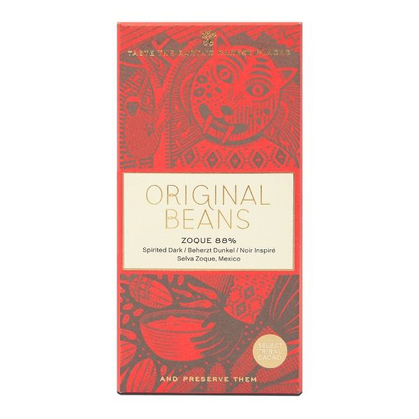 Original Beans - Mexico Zoque 88%