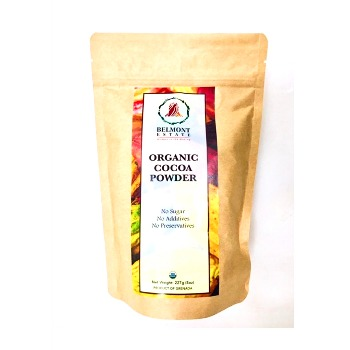 Belmont Estate - Natural Cocoa Powder 227g