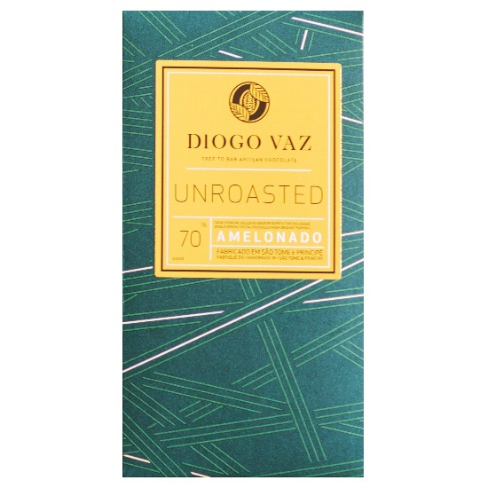 Diogo Vaz - Unroasted 70% Dark Chocolate