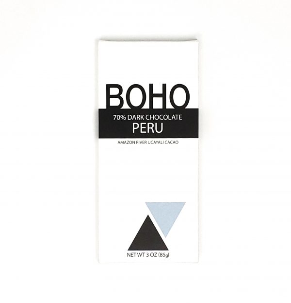 Boho - Peru 70% Dark Chocolate