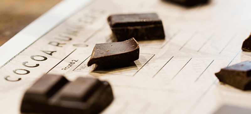 How To Host A Chocolate Tasting