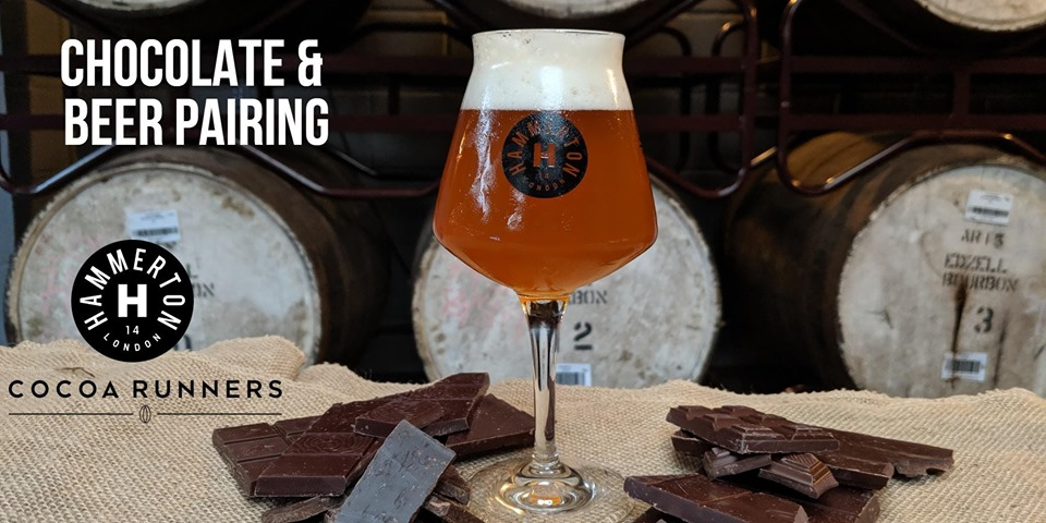 Craft Beer + Chocolate Tasting @ Hammerton Brewery