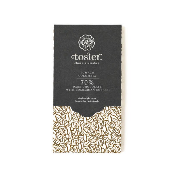 Tosier - Tumaco, Colombia 70% Dark with Coffee