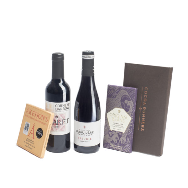 The Chocolate and Wine Taster Collection